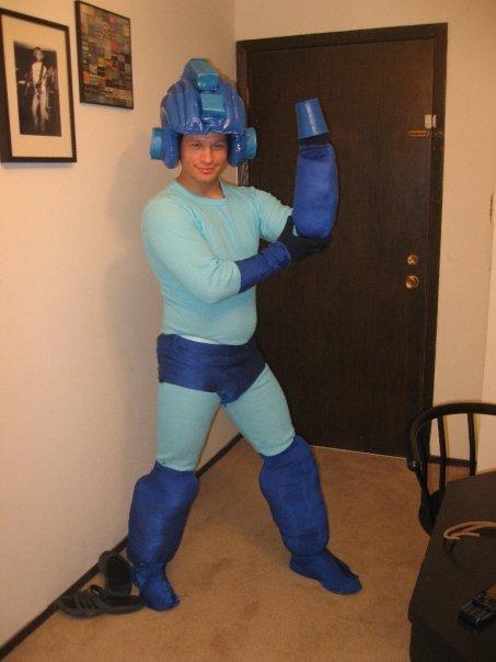 Frank Sikorski Wants to be Mega Man